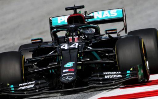 Beide snelle ronden Hamilton in gevaar? Moet zich melden bij wedstrijdleiding