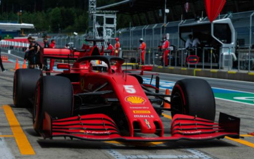 Ferrari loses major sponsor during first F1 weekend 2020