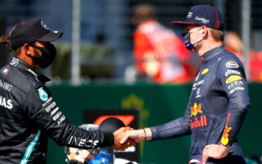 Verstappen and Hamilton react to slow Ferrari: