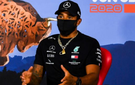 Hamilton angry at the media: