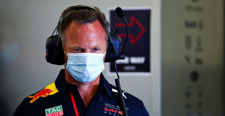Horner happy with strategic freedom in midst of high temperatures