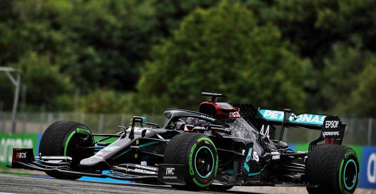 Hamilton extension no guarantee; Mercedes only wants to pay 22 million euros