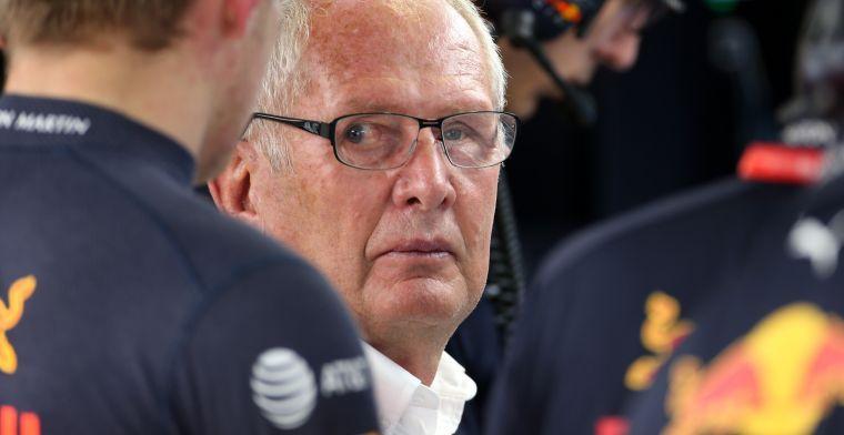 Marko: Unbelievable what that Ferrari engine did last year