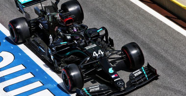 Hamilton off the hook after FIA investigation