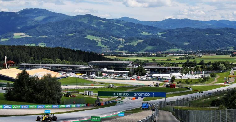 Wakker worden uit je 'winterslaap': Zo laat begint de Grand Prix van Oostenrijk!