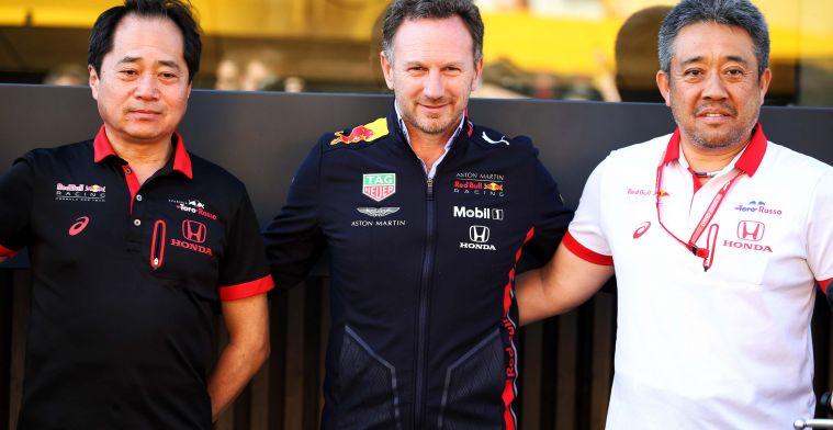 Honda: Doordat Verstappen op mediums start, houden we hoop op een goede race