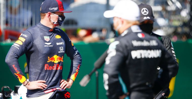 Doornbos over verschil tussen Mercedes en Red Bull: Dat is wel pijnlijk