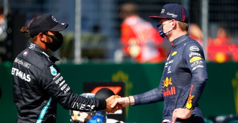Verstappen and Hamilton react to slow Ferrari: Where are they?