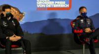 Afbeelding: Wolff is Red Bull Racing dankbaar voor 'sportief' handelen met protest