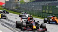 """Afbeelding: Verstappen verrast door hoge topsnelheid Mercedes: """"Gaat niet makkelijk worden"""""""