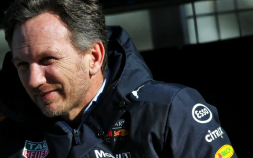 Horner explains Verstappen's failure: