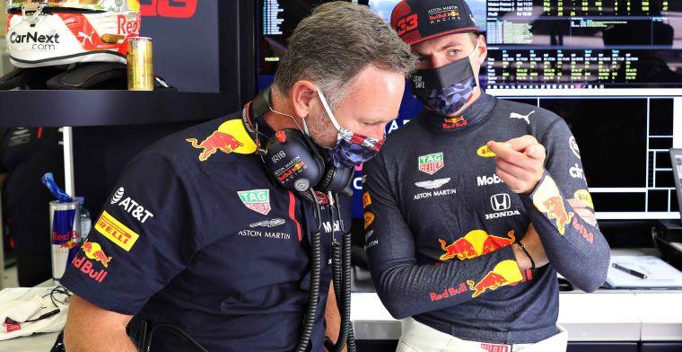 Red Bull stevig teleurgesteld: Konden vechten voor winst, maar hebben nul punten