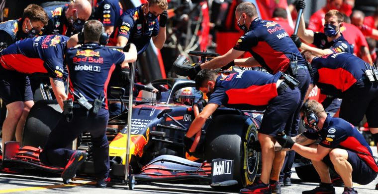 Does Verstappen want his own DAS system? I want so many things on the car