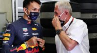 "Image: Albon understands Red Bull Racing's choice: ""Verstappen does very well here"""