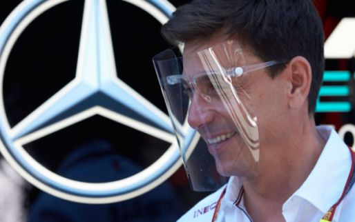 Wolff is done with Red Bull's protests: