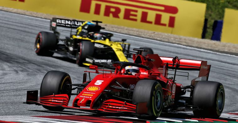 Brawn: The events at Ferrari create a lot of distractions at Vettel