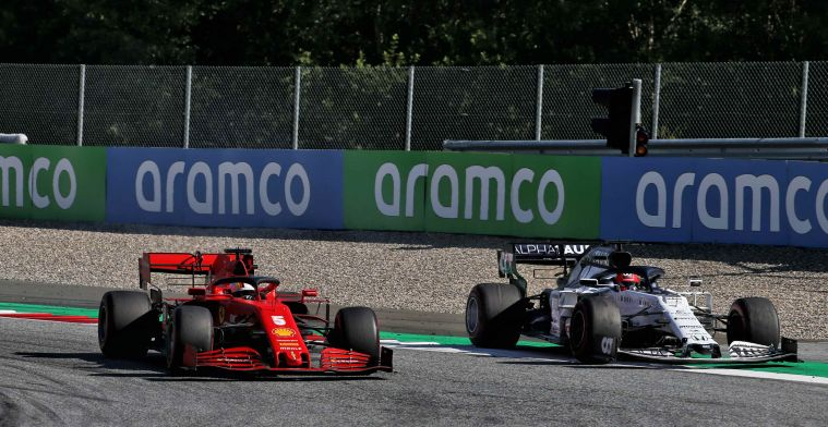 Ferrari takes updates earlier: It is clear that we need to improve a lot