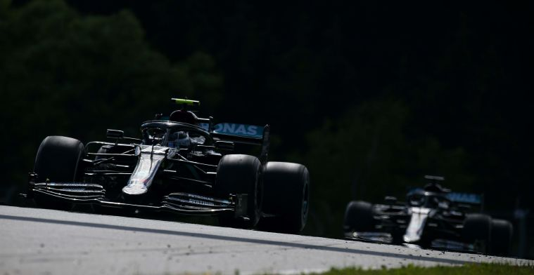 Daimler CEO would like to continue with current Mercedes driver duo