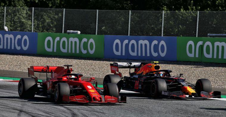 Ferrari krijgt gelijk na blunder Vettel: ''Geen idee wat er in zijn hoofd omgaat''