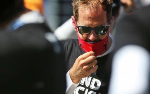 Verstappen ziet komst Vettel wel zitten: ''Ging met Ricciardo ook goed''