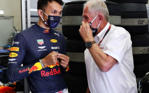 Mol had to bite his tongue: ''Shows that Albon has no racecraft''