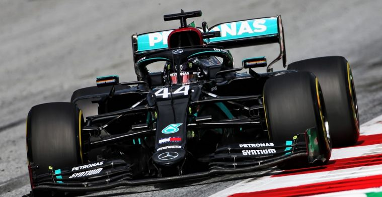 Masi explains why he changed his mind about Hamilton penalty