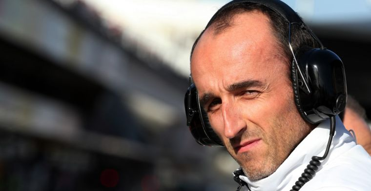 Kubica to the rescue at Alfa Romeo? Pole will bedriving this weekend