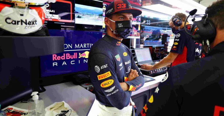 RB16 no faster than 2019 car despite updates: Verstappen effect still counts.