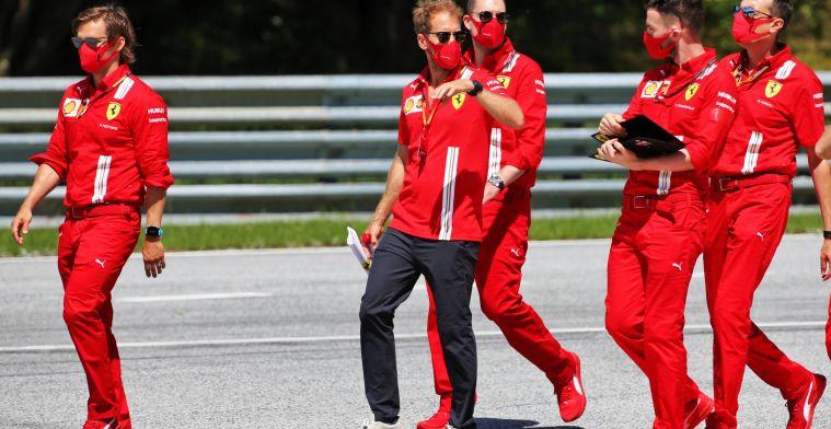 Schumacher haalt uit naar Vettel: ''Hij moet zich verontschuldigen''