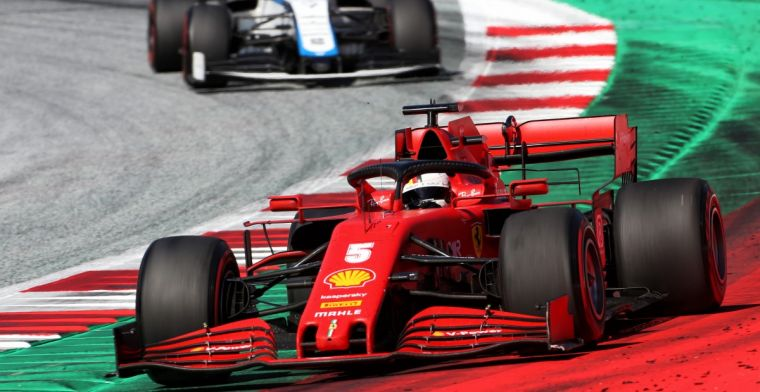 Vettel keeps up morale after dramatic weekend: This is my favourite track