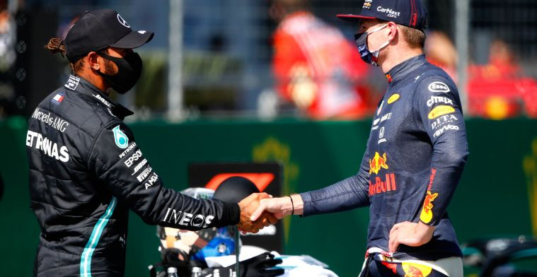 Lammers verrast door Verstappen: ''Ik dacht dat ze sneller waren in de race''