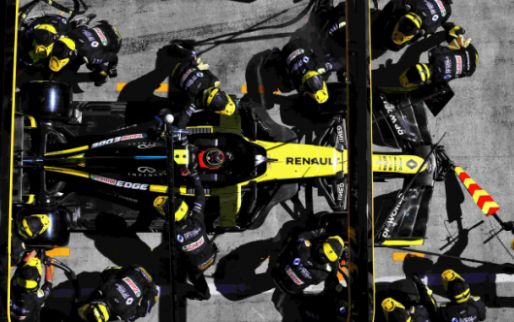 Renault will pay Alonso a million euros' salary for two years of Formula 1.
