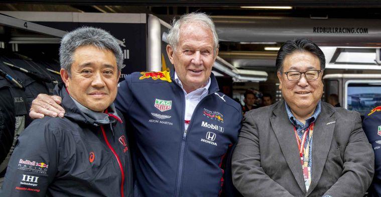 Marko komt met opvallende uitspraak: Kwalificatiemodus Honda werkte uitstekend
