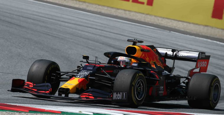 Verstappen: I'm not here to finish fourth!