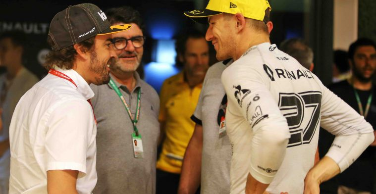 Alonso after returning to Renault: Great source of pride and immense emotion