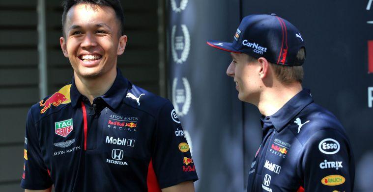 ''Een gat van drie tienden is normaal op een coureur zoals Verstappen''