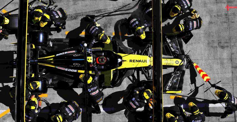 'Renault gaat Alonso miljoenensalaris uitkeren voor twee jaar Formule 1'