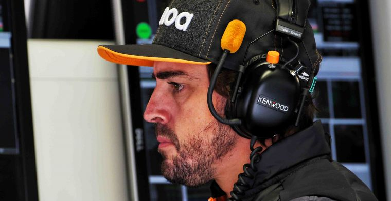 Renault knows about outspokenness Alonso in the past: We've discussed it