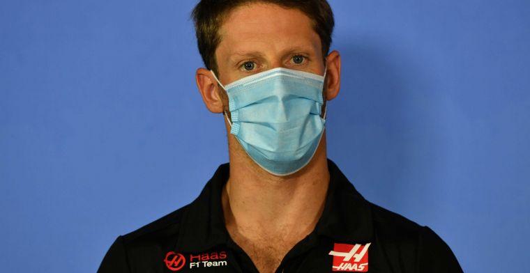 Grosjean valt Hamilton aan: ''Onacceptabel dat hij 40 miljoen per jaar krijgt''