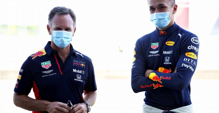 Red Bull onthult: Waren op dat moment meer dan seconde sneller dan Mercedessen