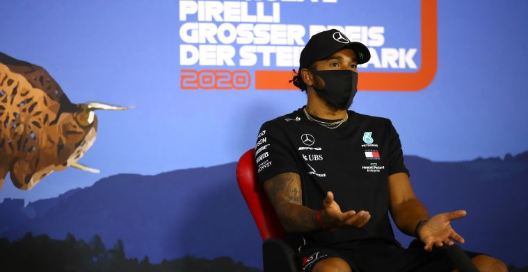 Hamilton about future Vettel: Would be a shame