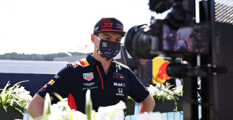 Verstappen ready for the rain in Austria: ''No one knows how good he is''