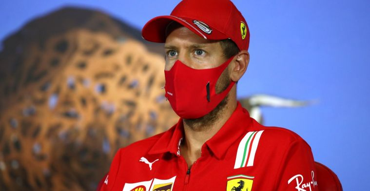 Ecclestone has advice for Red Bull: 'Get Vettel back now'