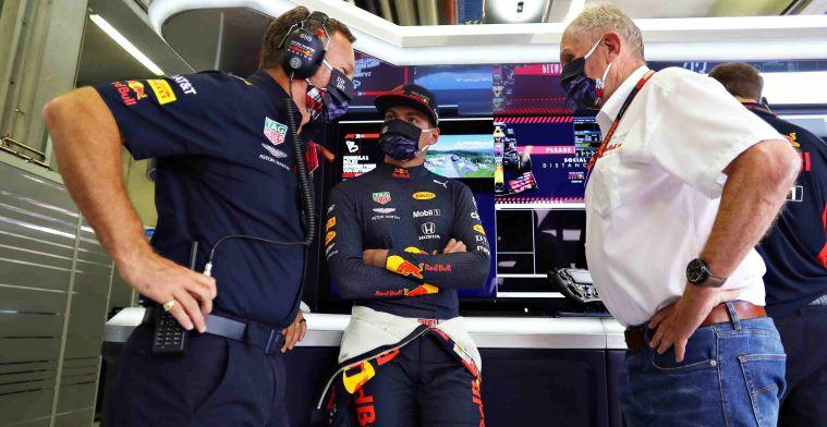 Red Bull team boss about Hamilton mistake: 'Verstappen had gotten more criticism'