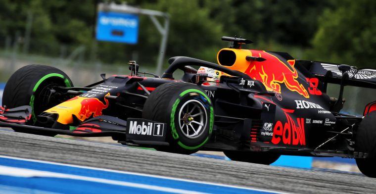 Regen op komst voor de Grand Prix van Steiermark, Red Bull Racing heeft een nadeel