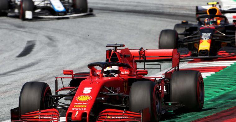 Ferrari stelt Hongarije-update toch uit, maar heeft wel een nieuwe voorvleugel