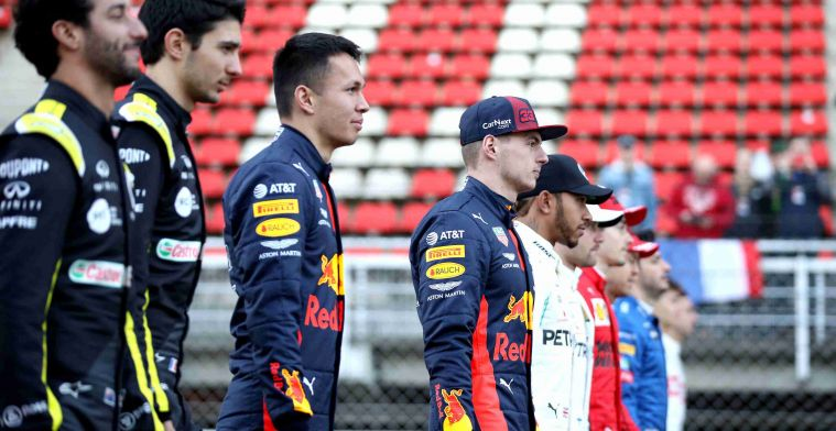 Three teams in F1 already know the line-up for 2021: which formation will follow?