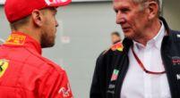 Image: Marko denies Vettel-rumours: ''We're very happy with Albon''
