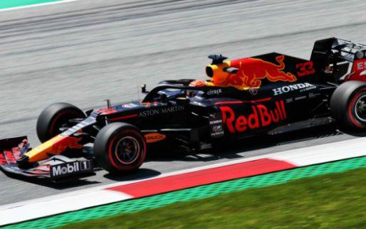 Samenvatting VT2: Verstappen als snelste, Ferrari nergens te bekennen