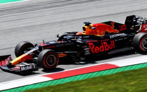 Red Bull Racing en Ferrari doen goede zaken tijdens de long runs
